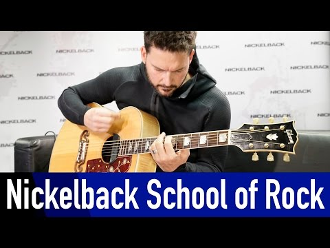 Nickelback - Photograph - School of Rock @ ROCK ANTENNE