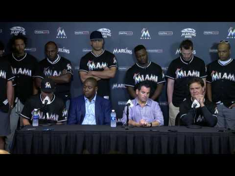 Martin Prado says Miami Marlins are dealing with a lot of pain
