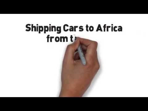 Shipping Cars to Africa from the UK from TF Shipping, Africa Shipping Specialists