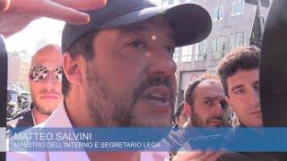 Governo, il lapsus di Salvini: