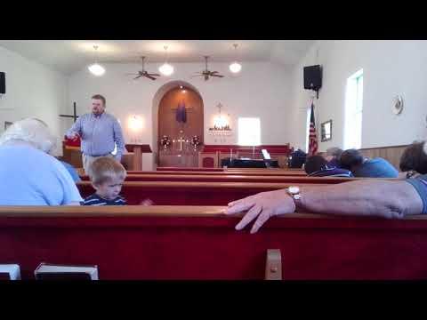 Stirrat Communit Church 8-13-17