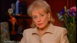 Barbara Walters on interviewing Truman Capote - EMMYTVLEGENDS.ORG