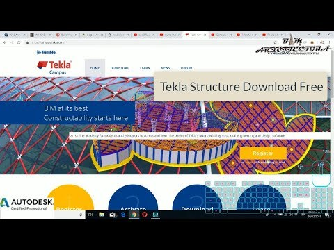 How To Download Tekla Struture Free