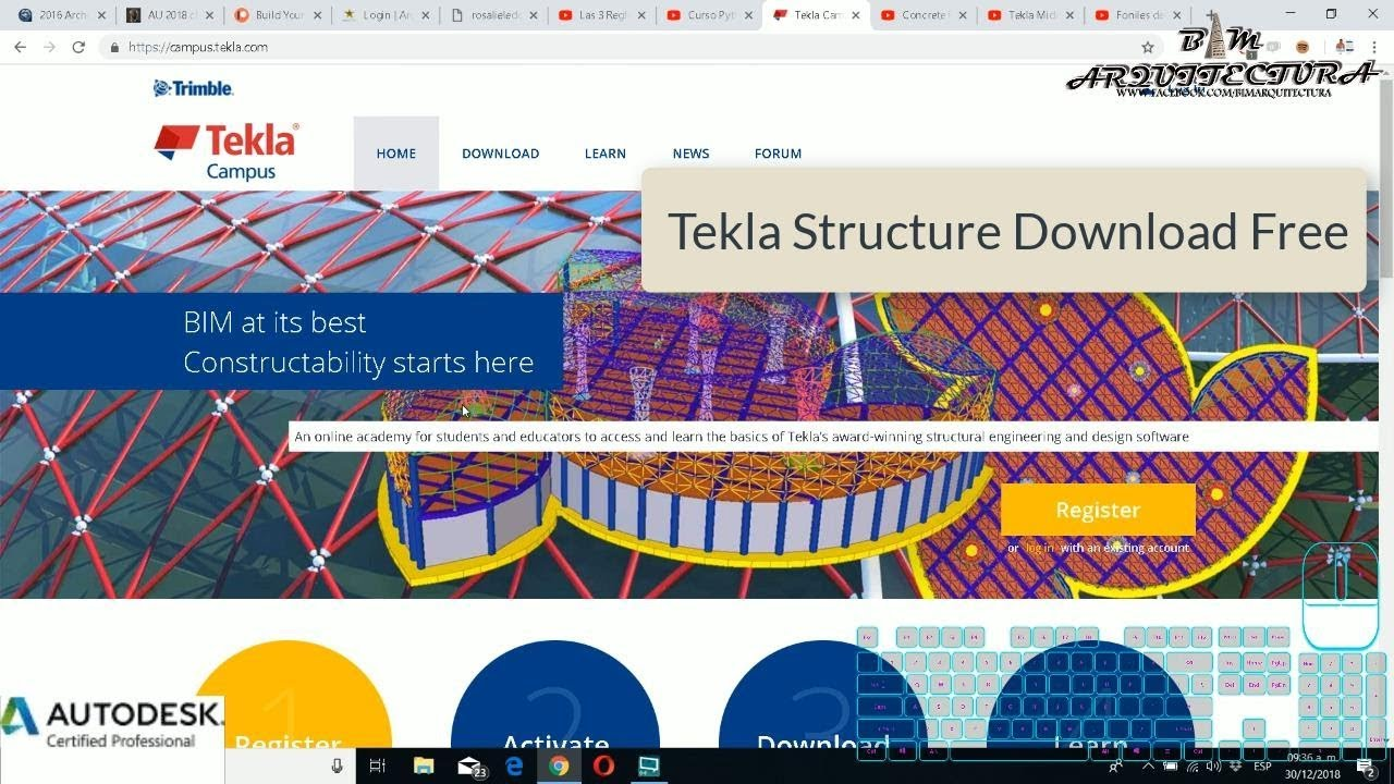 How To Download Tekla Struture Free Youtube