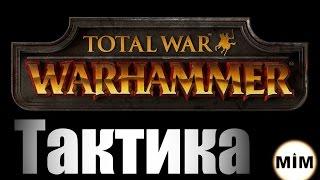 Правильное истользование стрелков. Total War: Warhammer