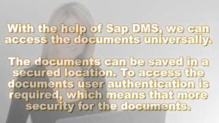 SAP DMS Consultant audio video Tutorial course