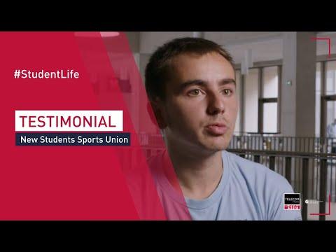 The new Students Sports Union at Télécom Paris (Eng subtitles)