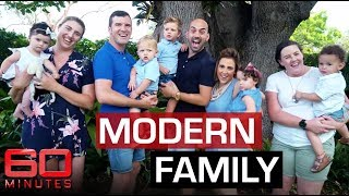 Sperm donor family with 12 kids | 60 Minutes Australia