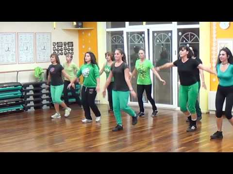 RONAN HARDIMAN DANCE ABOVE THE RAINBOW IRISH AEROBICS DANA