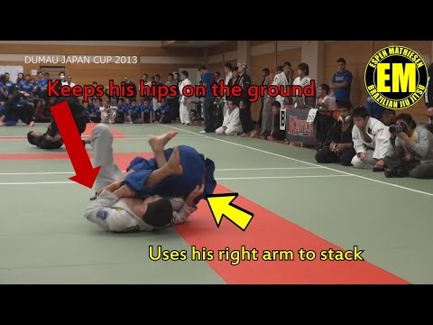 Miyao Bros Study: Berimbolo Part 2 Common Counters
