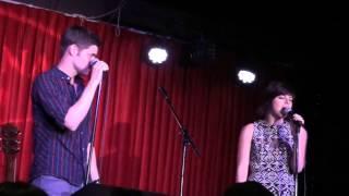 Jeremy Jordan ft Krysta Rodriguez - Heart Shaped Wreckage  (Hollywood)