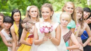 Самая яркая и офигенная свадьба летом июнь июль август
