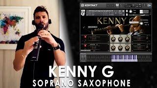 VST Kenny G Soprano Saxophone V.3.0  - EWI USB