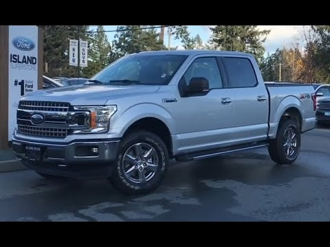 2019 Ford f-150 XLT 301A 5.0L SuperCrew Review| Island Ford