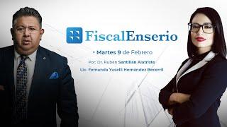 FISCAL EN SERIO - ESQUEMAS REPORTABLES 9 FEBRERO