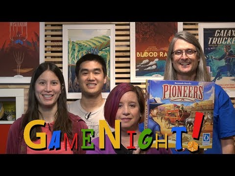 Pioneers - GameNight! Se5 Ep24