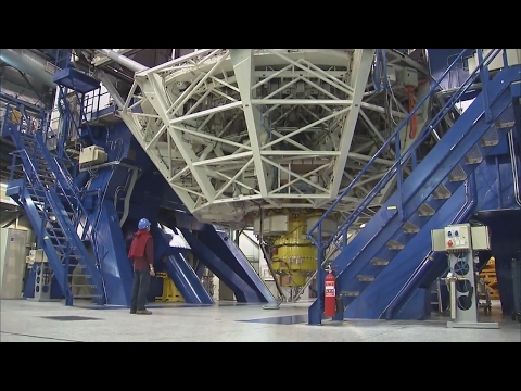 Behind Every Great Astronomer Stands a Great Engineer | ESOcast 8