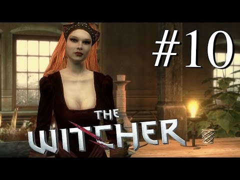 The Witcher Lets Play - Part 10 - Following the Thread