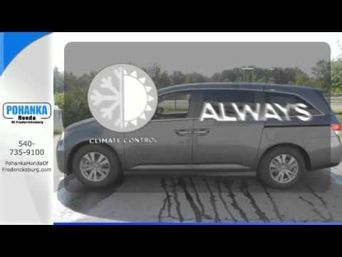 2016 Honda Odyssey VA   Honda Dealer Serving Richmond   SOLD