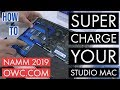 Capture de la vidéo How To Super Charge Your Mac With Owc - Interview With The Founder Larry O'connor