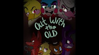 Out with the Old - FNaF Comic Dub - Part 2