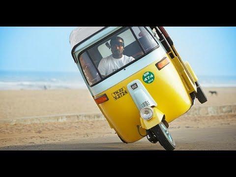 Ultimate Driver of India Auto Rickshaw