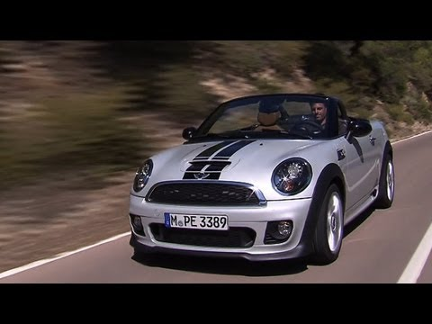 ? 2013 MINI Roadster - DRIVING SCENES