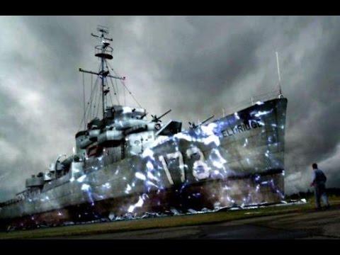 Филадельфийский эксперимент – неумирающая история эсминца «Элдридж»