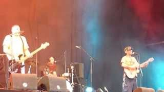 Manu Chao and La Ventura - Mi Vida - King Kong Five - Politik Kills @ Rotterdam Unlimited (4/5)