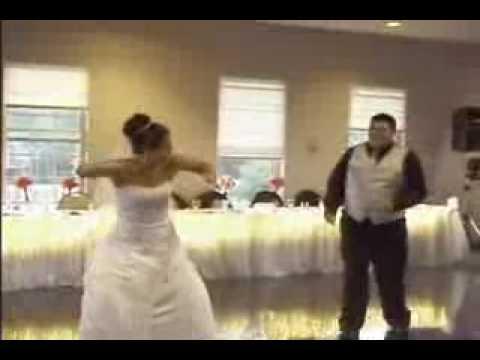 Brian & Katie's Evolution of Wedding Dance