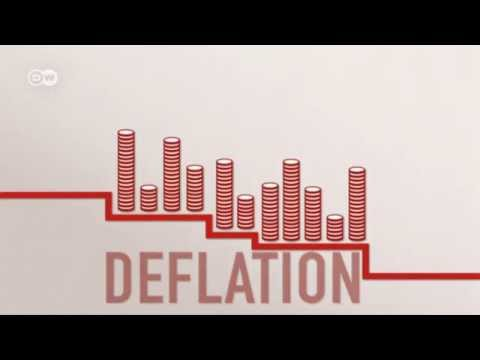 Deflation - When Everything Gets Cheaper! | Made In Germany