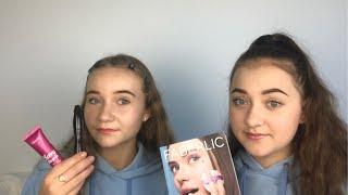 Makijaż bez pędzli kosmetykami marki FABERLIC