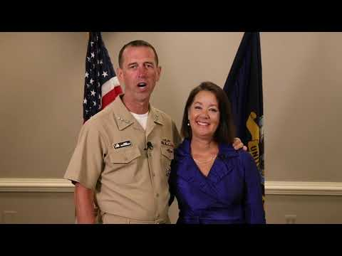 Chief of Naval Operation Change of Office Ceremony