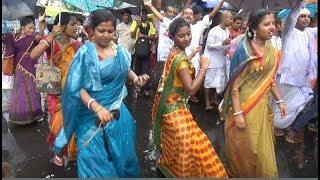 Ulta Rath Yatra - 2018 Of ISKCON, Kolkata, West Bengal, India | A Beautiful Procession Of Devotees