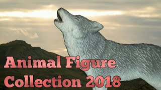 ▪My Animal Figure Collection, Schleich, papo, CollectA, 2018▪