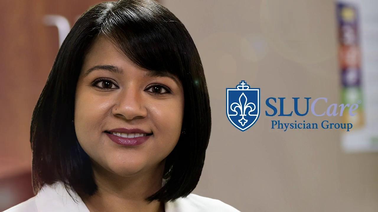 Dr. Roshani Desai – SLUCare Gastroenterology #Gastroenterology