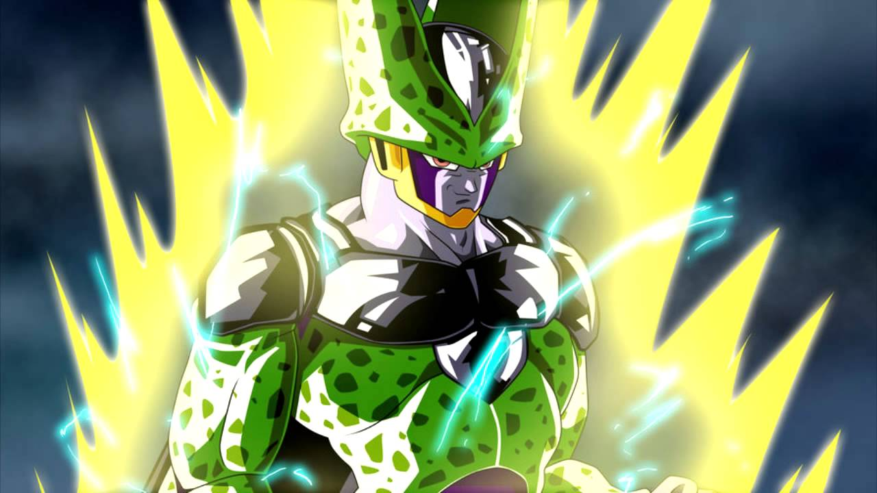 Dragon Ball Z | Perfect Cell Pt. 2 (The Return Of Perfect ...