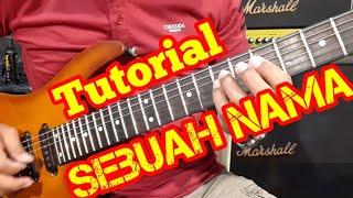 SEBUAH NAMA Versi INTAN ALI // Tutorial Melodi Dangdut Termudah