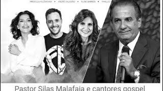"""Artistas gospel ouvem Malafaia e cancelam participação em evento promovido por """"seita"""""""