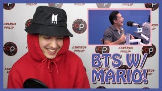 BTS - On With Mario Lopez Interview Reaction [PROTECT THEM] MP3