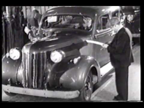 Chrysler Straight 8s in the 1930s