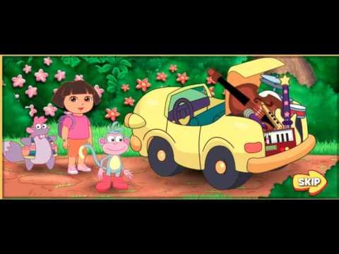 Dora Spielen