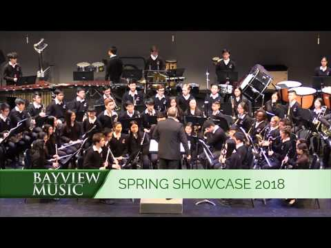 Spring Showcase 2018 - Bayview S.S. Music Department