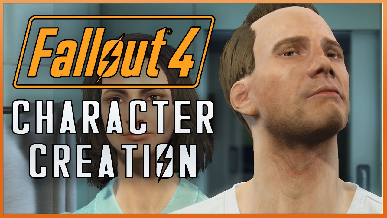 creating the perfect fallout 4 character youtube