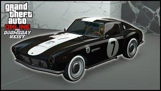 NEW GROTTI GT500 CAR - GTA 5 ONLINE