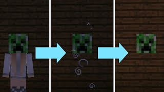 Minecraft: How To Get Invisibility WITHOUT The Particles