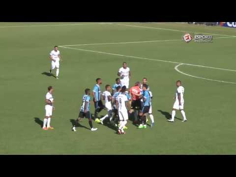 Melhores Momentos - Veranópolis 0 x 2  Grêmio - Campeonato Gaúcho - 02/04/2017