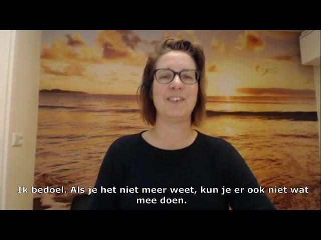 Onbewuste stress en welke invloed heeft dit op ons met ondertiteling