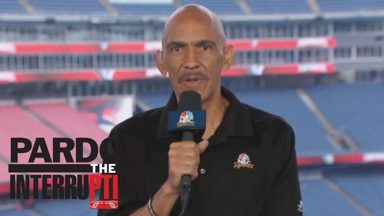 Tony Dungy thinks Patriots will not repeat as Super Bowl champions | Pardon The Interruption | ESPN