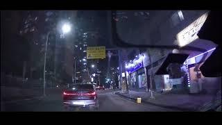 스마트미러T 전방 야갼 녹화영상